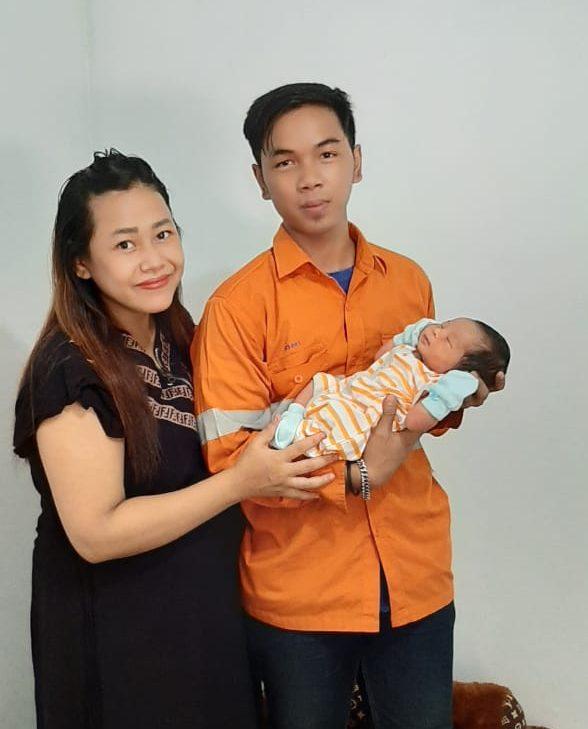 Selamat Atas Kelahiran Putra Pertama Ghalib Ramadhan