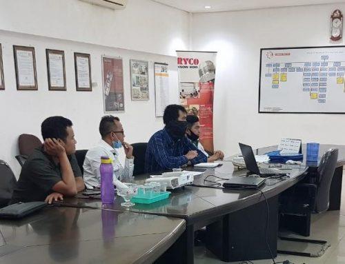 Training Orientasi untuk Karyawan Baru PT STU